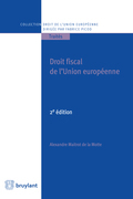 Droit fiscal de l'Union européenne