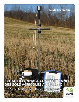 Échantillonnage conventionnel des sols agricoles au Québec
