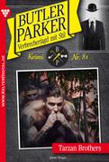 Butler Parker 81 - Kriminalroman