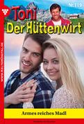 Toni der Hüttenwirt 119 - Heimatroman