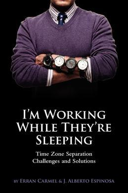 I'm Working While They're Sleeping: Time Zone Separation Challenges and Solutions