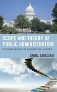 Scope and Theory of Public Administration: The Shaping Influences of Interdisciplinary Discourse