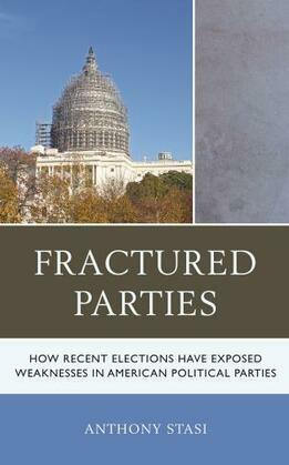 Fractured Parties: How Recent Elections Have Exposed Weaknesses in American Political Parties