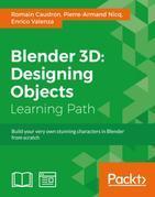 Blender 3D: Designing Objects