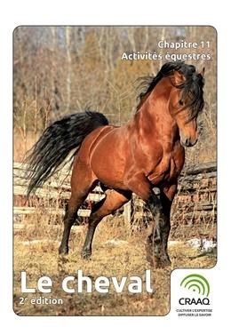 Chapitre 11. Activités équestres - Le cheval