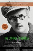 James Joyce: The Complete Novels [newly updated] (Book House Publishing)