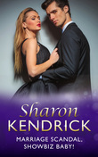 Marriage Scandal, Showbiz Baby! (Mills & Boon Modern)