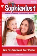 Sophienlust 117 - Liebesroman