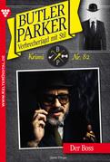 Butler Parker 82 - Kriminalroman