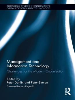 Management and Information Technology: Challenges for the Modern Organization