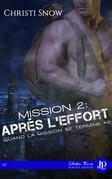 Mission 2 : Après l'effort
