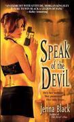 Jenna Black - Speak of the Devil