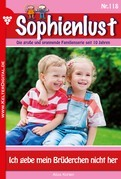 Sophienlust 118 - Liebesroman