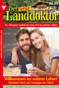 Der neue Landdoktor 31 - Arztroman