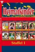 Heimatkinder Staffel 1 - Heimatroman