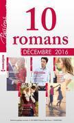 10 romans Passions (nº630 à 634 - Décembre 2016)