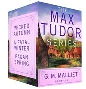 The Max Tudor Series, Books 1-3