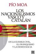 Los nacionalismos vascos y catalán