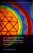 A. J. Appasamy and his Reading of Rāmānuja