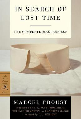 The Modern Library In Search of Lost Time, Complete and Unabridged 6-Book Bundle: Remembrance of Things Past, Volumes I-VI