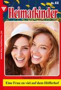 Heimatkinder 44 - Heimatroman