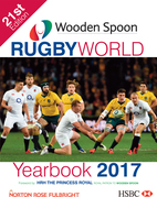 Rugby World Yearbook 2017 - Wooden Spoon: Wooden Spoon