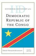 Historical Dictionary of the Democratic Republic of the Congo