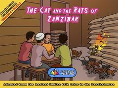 The Cat and the Rats of Zanzibar: Adapted from the Ancient Indian folk tales in the Panchatantra
