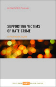 Supporting victims of hate crime: A practitioner guide?
