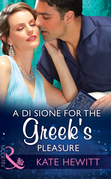 A Di Sione For The Greek's Pleasure (Mills & Boon Modern) (The Billionaire's Legacy, Book 6)