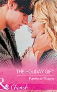 The Holiday Gift (Mills & Boon Cherish) (The Cowboys of Cold Creek, Book 15)