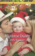 Mistletoe Daddy (Mills & Boon Love Inspired) (Cowboy Country, Book 5)