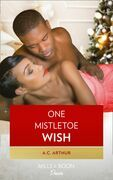 One Mistletoe Wish (Mills & Boon Kimani) (The Taylors of Temptation, Book 1)