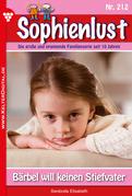 Sophienlust 212 - Liebesroman