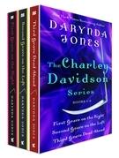 The Charley Davidson Series, Books 1-3