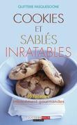 Cookies et sablés inratables