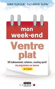 Mon week-end ventre plat