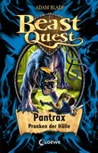 Beast Quest 24 - Pantrax, Pranken der Hölle