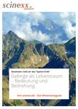 Gebirge als Lebensraum