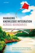 Managing Knowledge Integration Across Boundaries