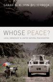 Whose Peace?