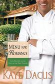 Menu for Romance