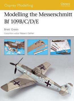 Modelling the Messerschmitt Bf 109B/C/D/E