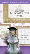 El Libro Esencial de Informacon intil