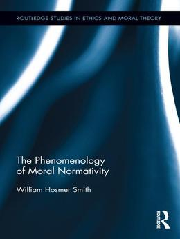 The Phenomenology of Moral Normativity