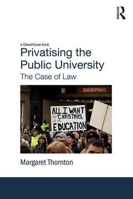 Privatising the Public University