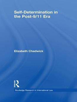 Self-Determination in the Post-9/11 Era