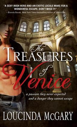 The Treasures of Venice: A passion they never expected and a danger they cannot escape