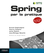 Spring par la pratique - Spring 2.5 et 3.0