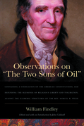 "Observations on ""The Two Sons of Oil"": Containing a Vindication of the American Constitutions"